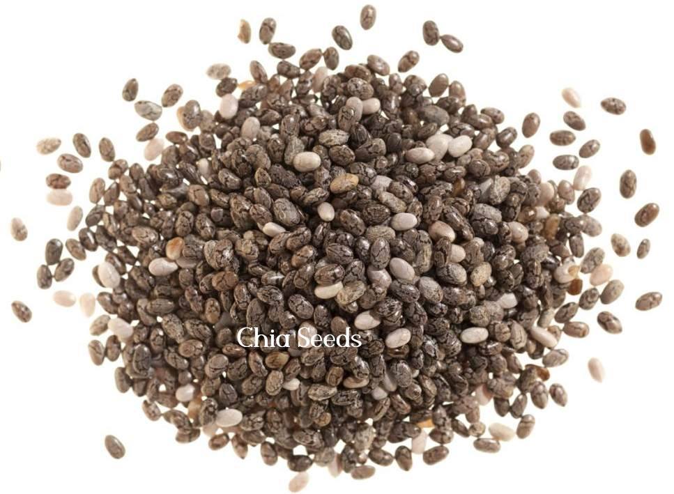 Chia Seeds to reduce belly fat naturally