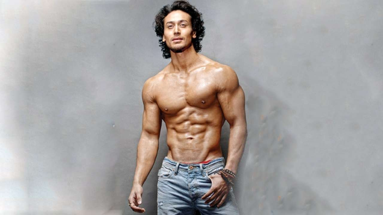 Tiger Shroff Height weight images